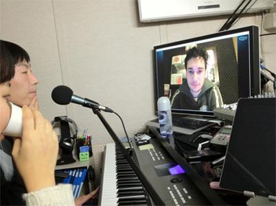 lezioni di canto via skype